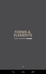 Forms & Elements- screenshot thumbnail