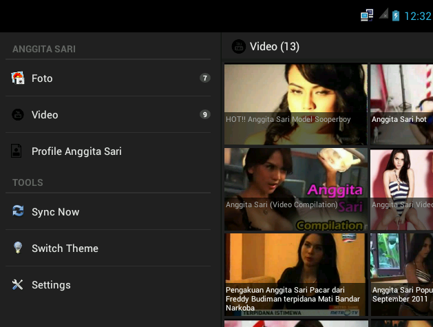 Anggita Sari - screenshot