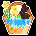 Easter Basket Dressup logo