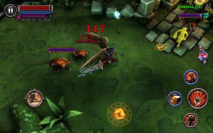 SoulCraft 2 - Action RPG Screenshot 16