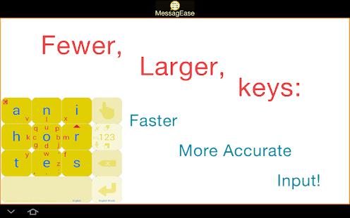 MessagEase Keyboard Screenshot 33