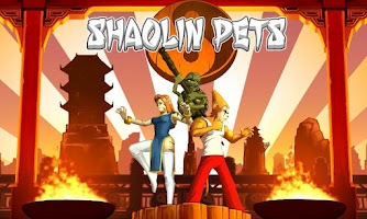 Screenshot of Shaolin Pets
