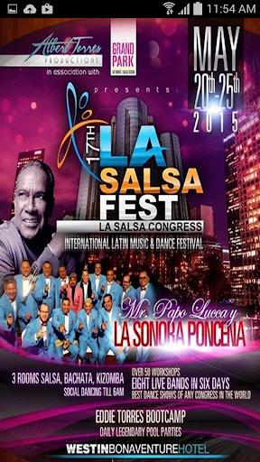 LA SALSA FEST