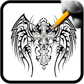 Draw Tattoo Designs