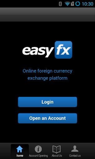 EasyFX Mobile