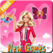 Barbie Doll Puzzle Games