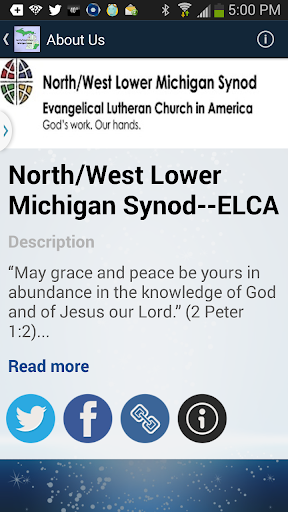 North West Lower Michigan-ELCA