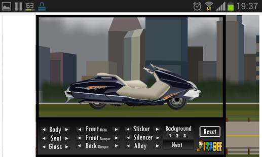 Juegos de Motos- screenshot thumbnail