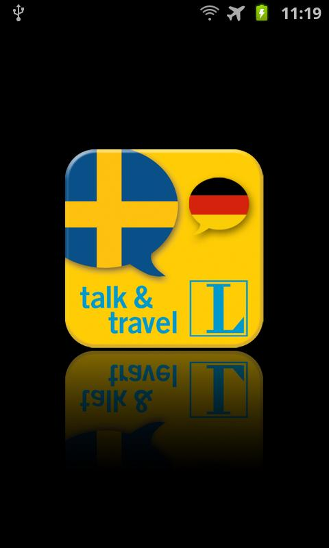 Schwedisch talk&travel - screenshot