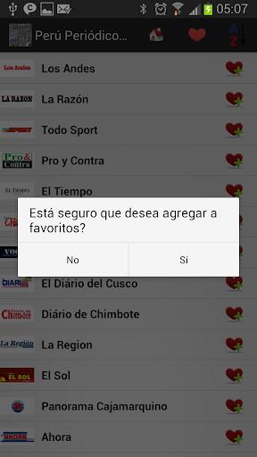 新聞必備APP下載|Perú Periódicos Y Noticias 好玩app不花錢|綠色工廠好玩App