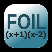 FOIL Method Solver (FREE)