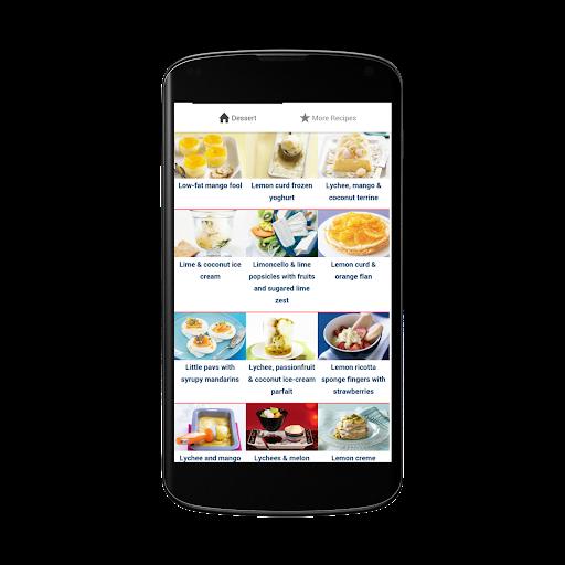 玩免費生活APP|下載甜品食譜 app不用錢|硬是要APP