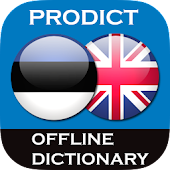 Estonian - English dictionary
