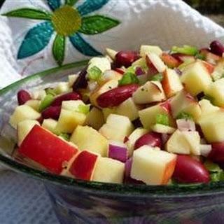Best Apple Salad.