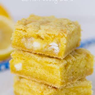 Lemon Gooey Bars.