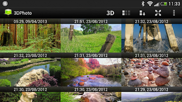 Screenshot of 3D Image Viewer for HTC EVO 3D