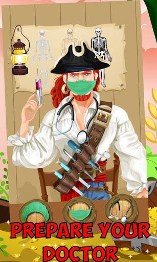 【免費角色扮演App】海盗医生 - 外科游戏-APP點子