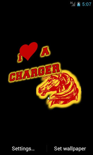 EMHS I Love a Charger LWP
