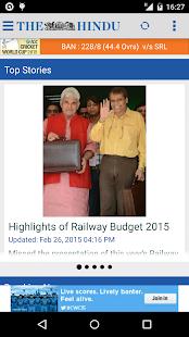 The Hindu News (Official app) - screenshot thumbnail