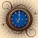 Vintage Clock Live Wallpaper icon