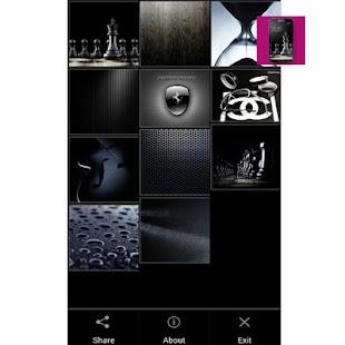 Galaxy S4 Black wallpaper