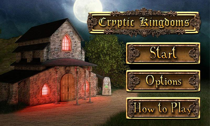 Cryptic Kingdoms HD- screenshot