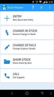 Stock Master - screenshot