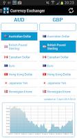 Screenshot of Currency Converter