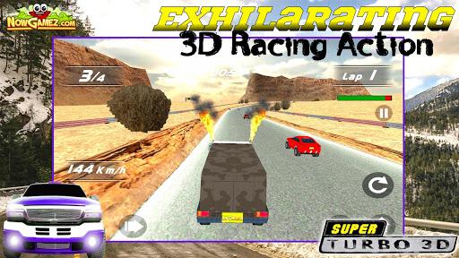 Super Turbo 3D Race Simulator