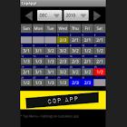 CopApp ! Calendar Schedule icon