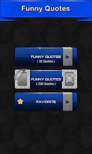 Funny Quotes - screenshot thumbnail