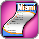 Miami Beach Diet Shopping List icon