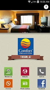 Comfort Inn Tucson- screenshot thumbnail
