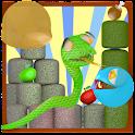 Serpiente vs Monsters icon