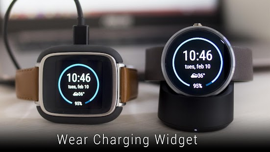 Wear Charging Widget- screenshot thumbnail