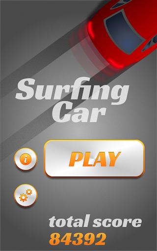 Surfing Car – Car Racing Game