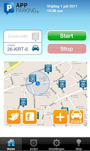 App-Parking - screenshot thumbnail