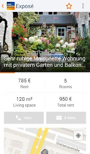 Immobilien Scout24 - screenshot thumbnail