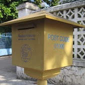 Postbox around the world ②