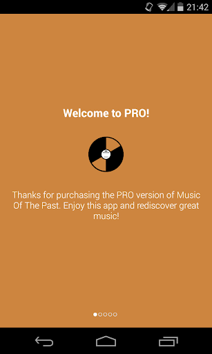 Music Of The Past PRO