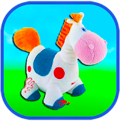 Kids Animal Toys-Sound,Rhymes