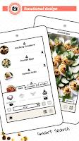 Screenshot of flavourit - my cookbook