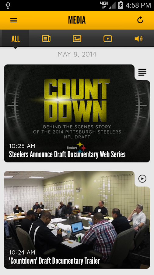 Pittsburgh Steelers - screenshot