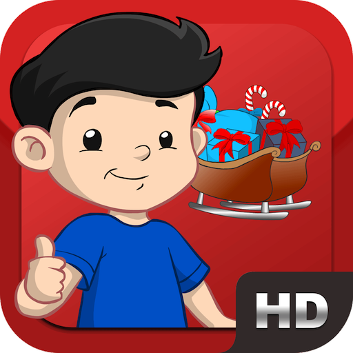 Kid Fun Memory Christmas LITE LOGO-APP點子