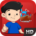 Kid Fun Memory Christmas LITE icon
