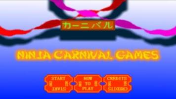 Screenshot of Ninja Carnival Games