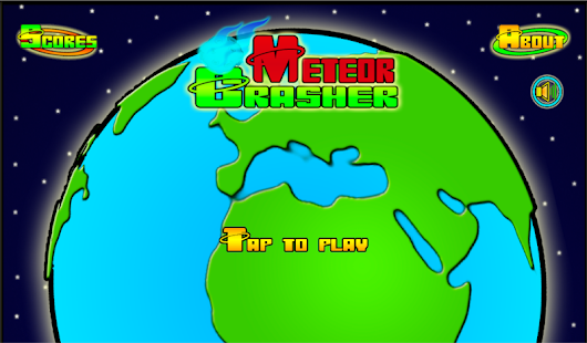 Meteor Crasher- screenshot thumbnail
