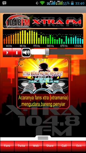XtraFM 104.8 - Singkil