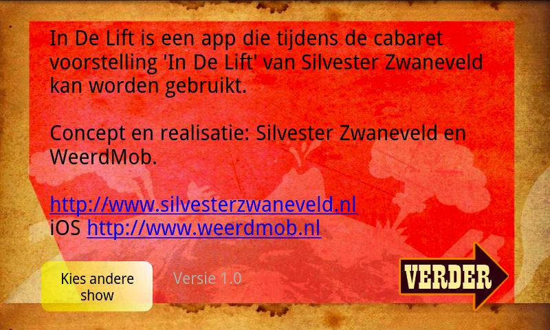 In De Lift - screenshot