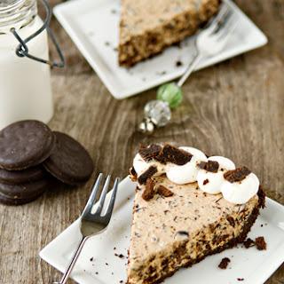 Thin Mint Pie